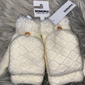 💚3/$10: Sonoma- Good For Life Gloves